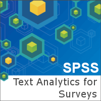 SPSS Text Analytics for Surveys for Japanese(一般・保守有)